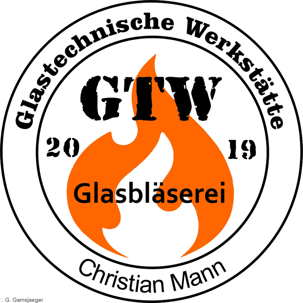 Logo Glastechnische Werkstätte Christian Mann